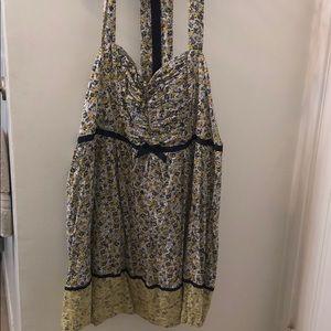 Torrid Rockabilly Halter Dress
